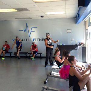 Halloween at Versatile Fitness!